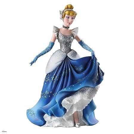 Enesco Disney Showcase Cinderella Couture de Force Princess Stone Resin Figurine