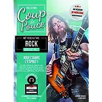Roux Denis - coup de pouce guitare rock vol 2 + cd (guitare électrique)
