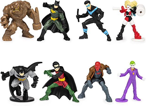 Opened DC Comics Batman 2-Inch Mini Figures *Choose Your Favourite*