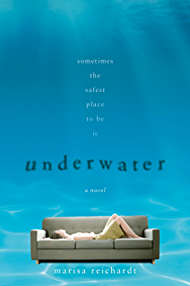 Amazon the first time she drowned ebook kerry kletter kindle underwater a novel fandeluxe Images