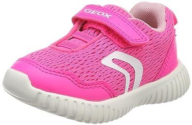 Baby Girls B Waviness B Trainers, White Geox