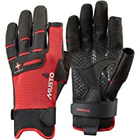 Musto Performance Long Finger Sailing Gloves - 2018 - Red