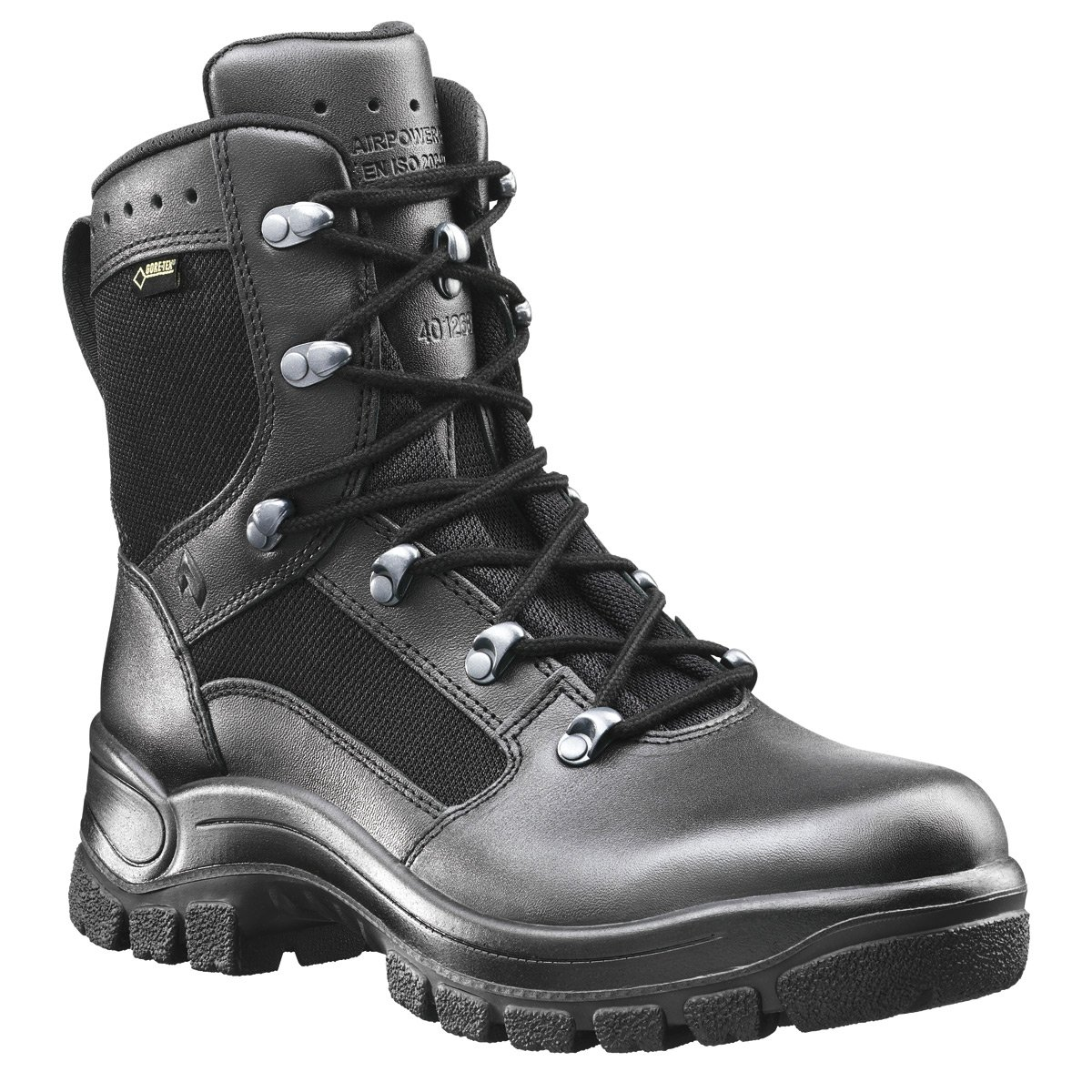 Original HAIX ® Gr. Airpower P6 High EINSATZSTIEFEL Gr. ® 37-47 - bb181a