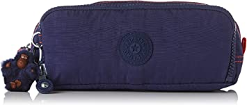 Kipling GITROY Estuches, 23 cm, 1 Liters, Azul (Polish Blue C): Amazon.es: Equipaje