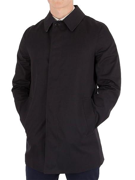 Abbigliamento Aquascutum Amazon Berkeley Raincoat Uomo Blu it 7v0YAq
