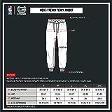 Ultra Game Men's NBA Jogger Pants Active Basic Soft