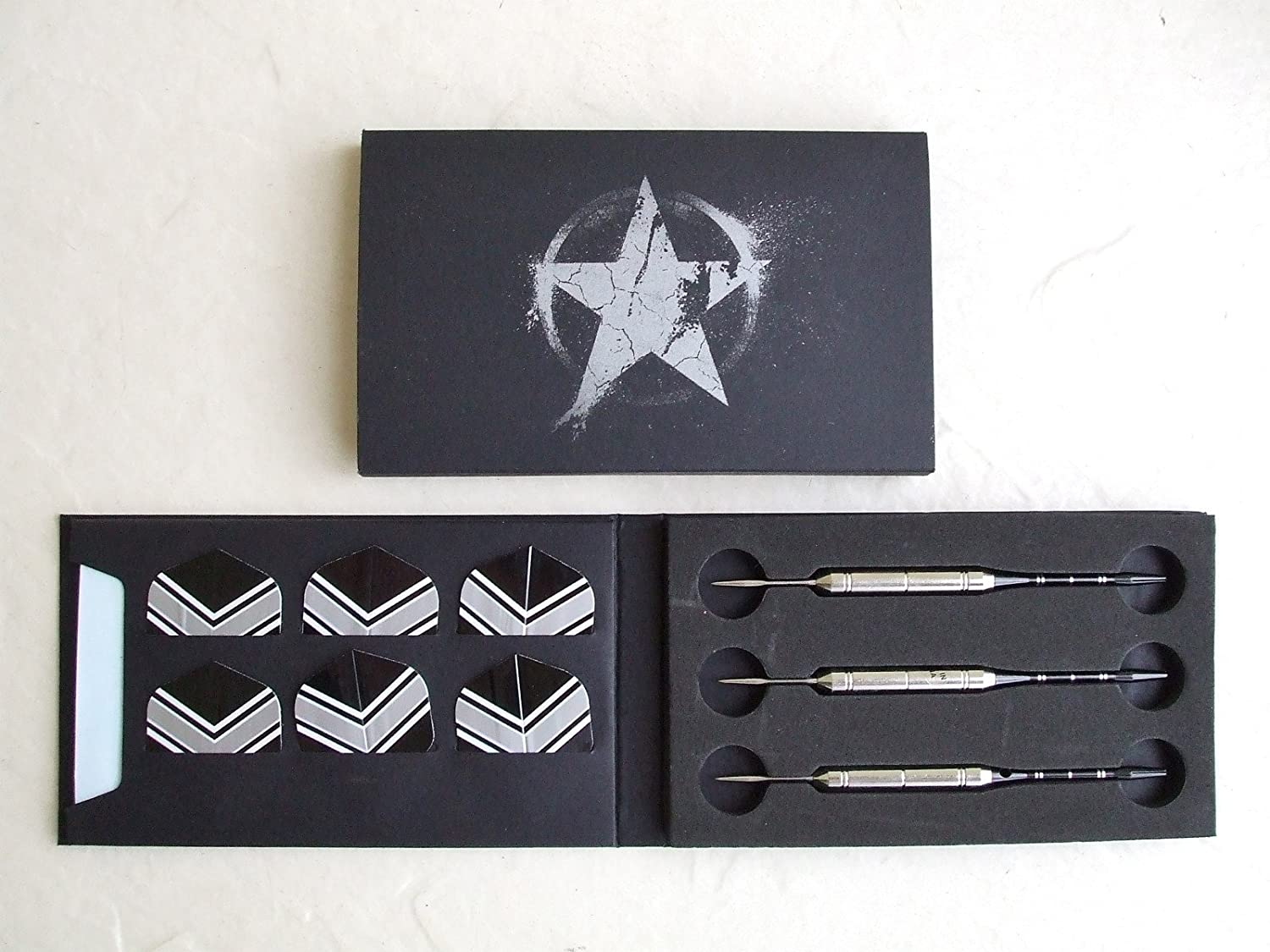 Amazoncom Marlboro Steel Tip Custom Dart Collectible Set Of - Throw a dart at a map of the us