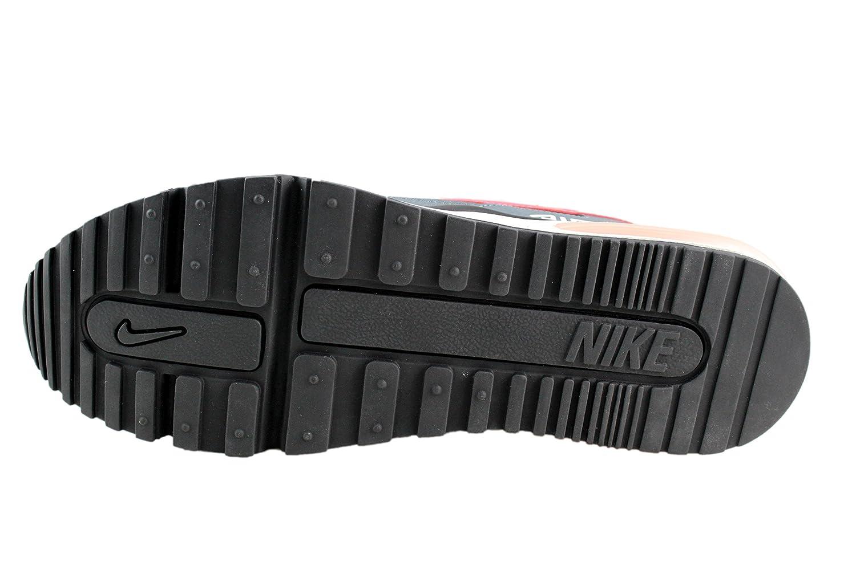 Nike Air Max Wright Negro Rojo Atómica 4ofY6