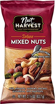 16-Pack Nut Harvest Deluxe Mixed Nuts (2.25 Ounce)