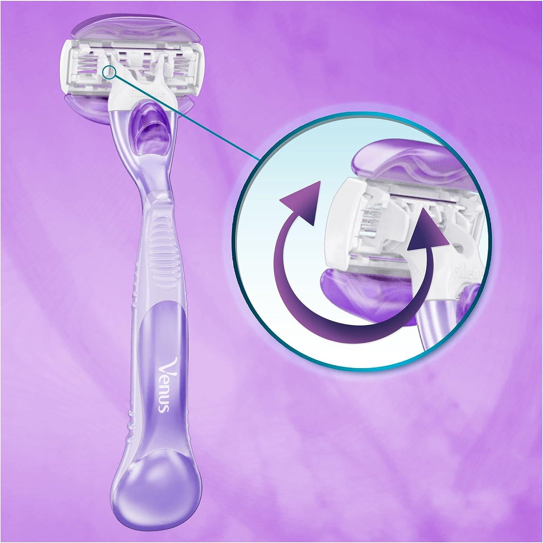 Gillette Venus Breeze - Cuchilla de afeitar: Amazon.es: Salud y ...