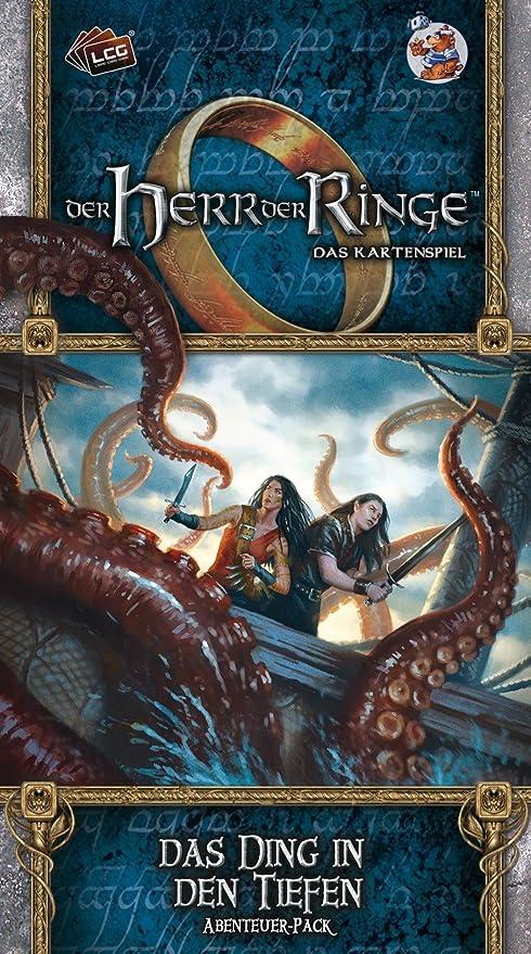 Fantasy Flight Games ffgd2646 el señor de los Anillos: LCG – El ...