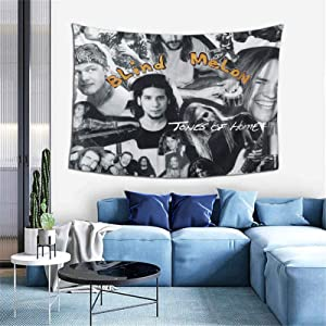 BobLBarrera Blind Melon Tones of Home Ep Tapestries,Wall Tapesty Hanging Mystic,Trippy,Psychedelic,Artistic Tapestries 60x40inch