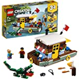 Lego Riverside Houseboat 31093