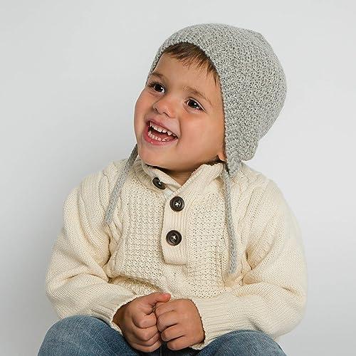 9216cd604219 Amazon.com  Hand-Knit 100% Organic Alpaca Wool