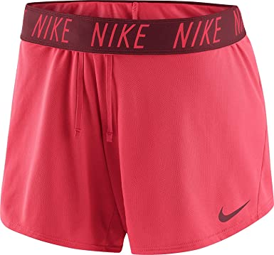 """19829ca2b335 Image Unavailable. Image not available for. Color: NIKE Women's Dri-Fit  5"""" Attack Shorts ..."""