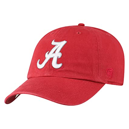 premium selection 0cba1 466c2 ... promo code for ncaa alabama crimson tide womens womens adjustable  relaxed fit team icon hat cardinal