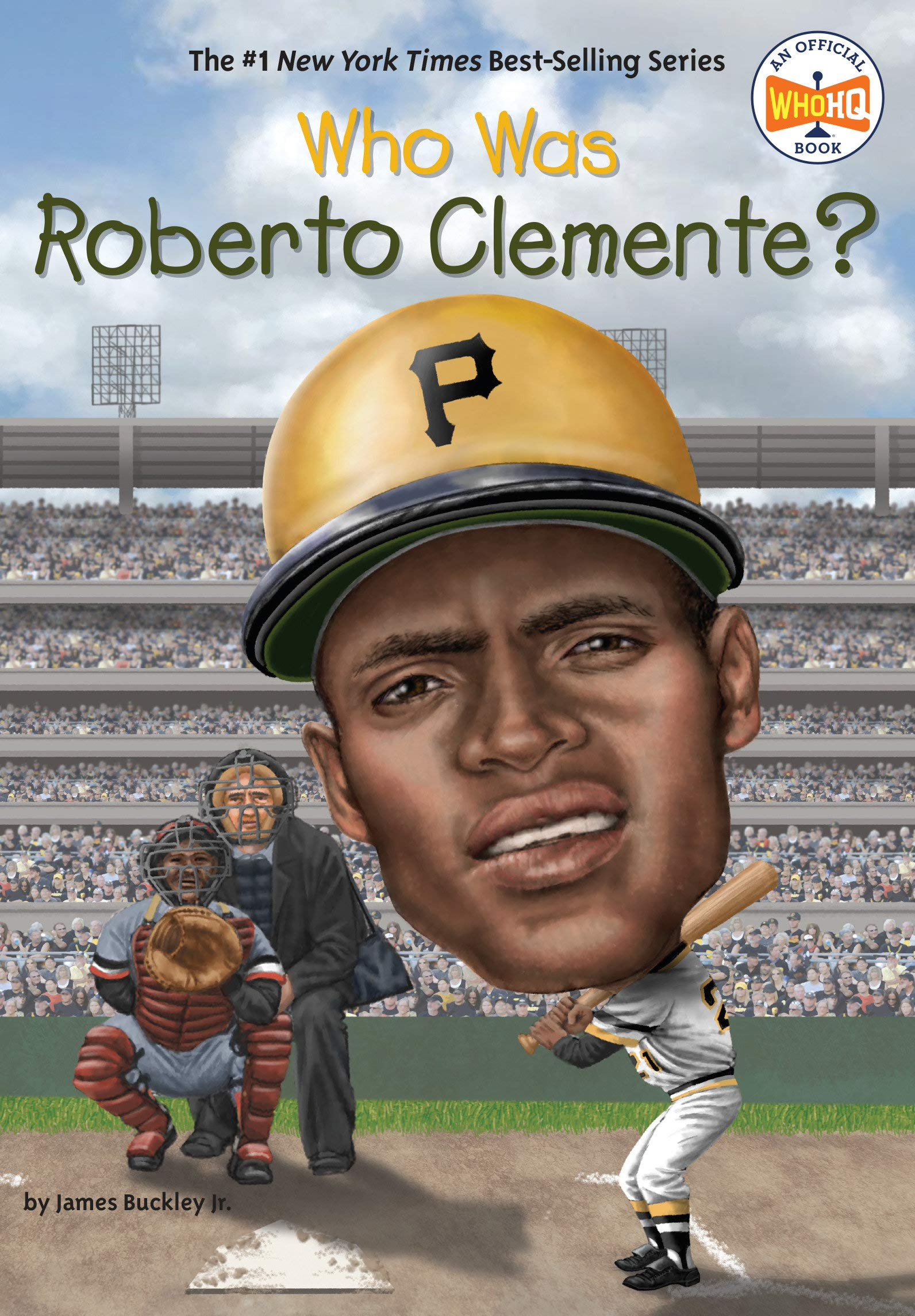 Who Was Roberto Clemente Buckley Jr James Who Hq Hammond Ted 9780448479613 Amazon Com Books