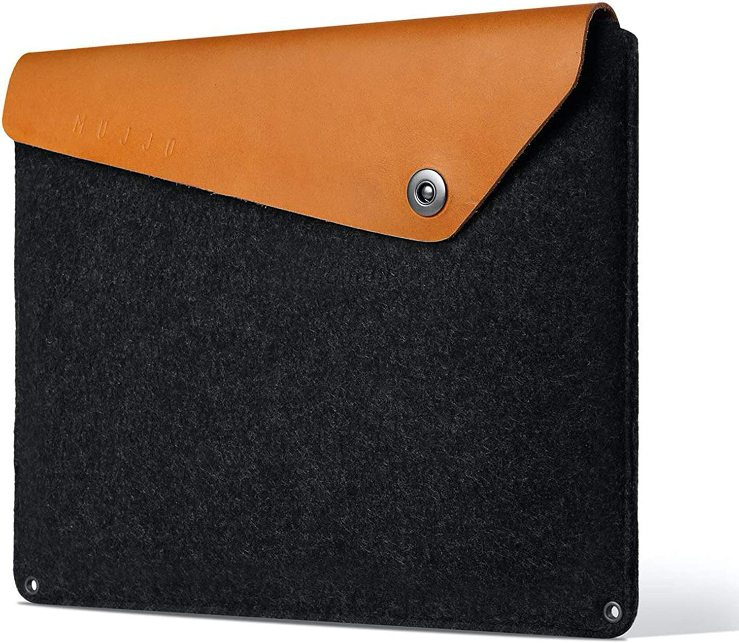 "Mujjo Sleeve for New MacBook Pro 16-inch, 15"" MacBook Pro (4th Gen) 