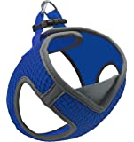 Kruz PET Reflective No Pull Quick Fit V-Neck Mesh Harness
