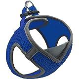 Kruz PET Reflective No Pull Quick Fit V-Neck Mesh Harness