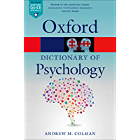 A Dictionary of Psychology (Oxford Quick Reference)