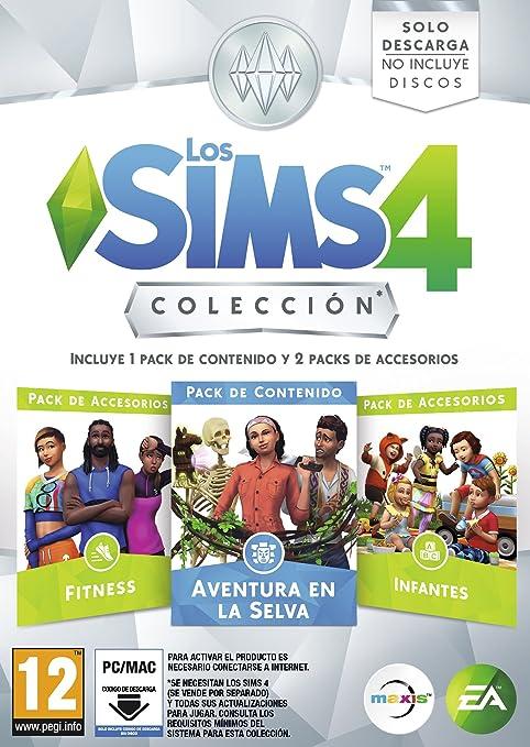 Los Sims 4 Colección 7: Amazon.es: Videojuegos