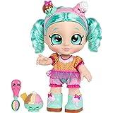 Kindi Kids MO50007 Snack Time Friends Toddler Doll, Peppa-Mint