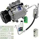 Universal Air Conditioner KT 3951 A/C Compressor and Component Kit