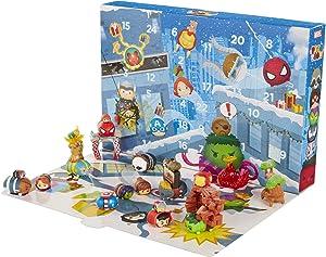 Tsum Tsum Marvel Countdown to Christmas Advent Calendar Playset