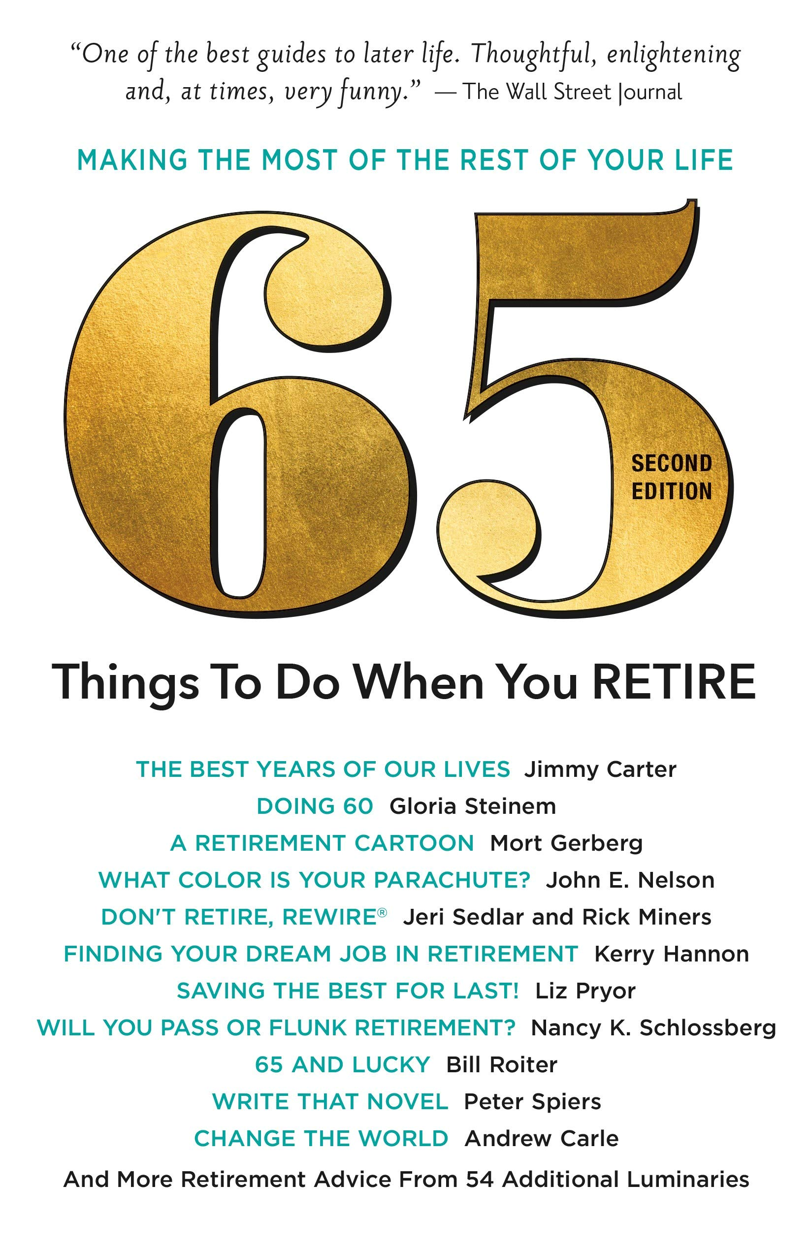 20 Things to Do When You Retire, Second Edition   More Than 20 ...
