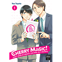 Cherry Magic! Thirty Years of Virginity Can Make You a Wizard?! 1 (English Edition)
