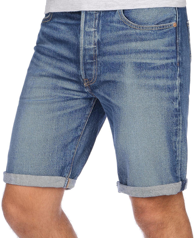 TALLA W29 (Talla del fabricante: 29). Levi's 501 Hemmed Short, Pantalones Cortos para Hombre