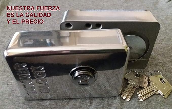 PRECIO 179,90 € : 2 Cerraduras Candados Mensajerias Puertas Furgonetas BUNKER BLOCK (MODELO AUTOMATICO CRA20) MADE IN SPAIN - LEER LA DESCRIPCION DEL PRODUCTO: Amazon.es: Bricolaje y herramientas