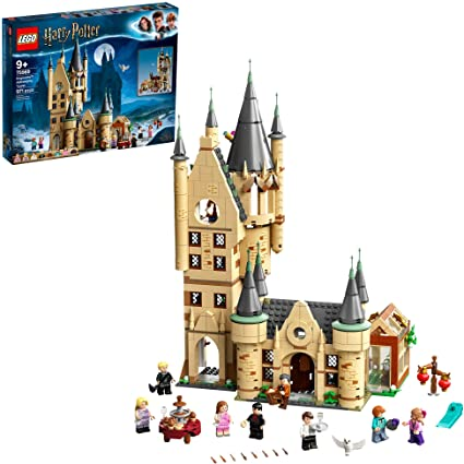 Lego Harry Potter Hogwarts Astronomy Tower 75969 Great Gift For Kids Who Love Castles Magical Action Minifigures And Harry Potter And The Half Blood Prince Toys New 2020 971 Pieces Toys