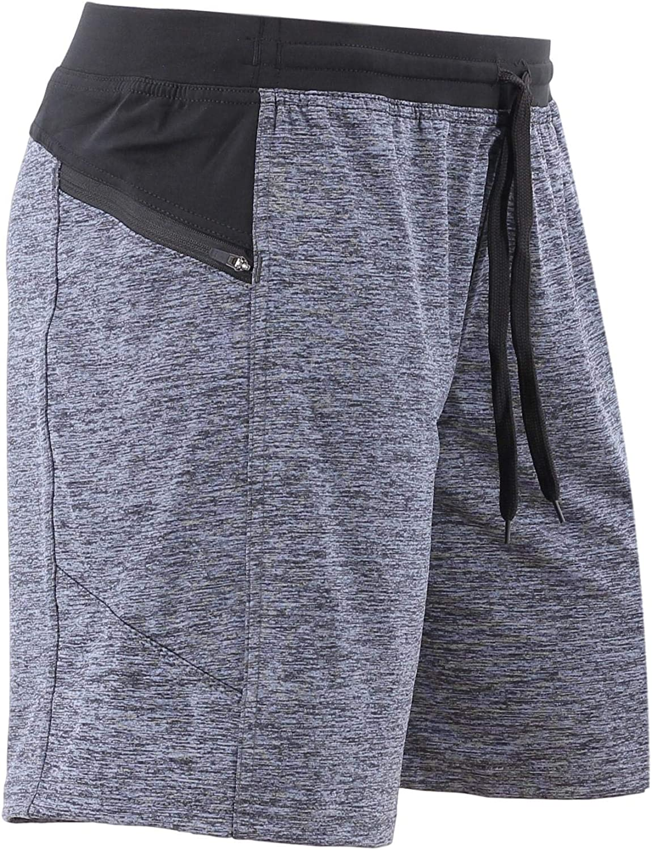 "Anthem Athletics Hyperflex Men's 7"" Cross-Training Workout Gym Shorts: Clothing"