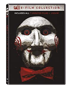 SAW 1-8 FILM COLLECTION