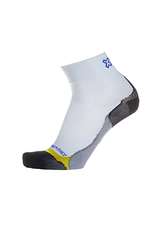 save off 2cb86 fdab0 Calze running uomo - calzini da corsa - calze tecniche - socks for running  – calzini running - RUNNING FREE 19 - Made in Italy - XIX Calzificio PM -  ...