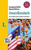 """Langenscheidt Sprachführer Amerikanisch - Buch inklusive E-Book zum Thema """"Essen & Trinken"""": Die wichtigsten Sätze und Wörter für die Reise"""