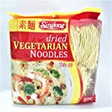 Sing Long Dried Vegetarian Noodle, small, 500g