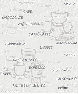 home sweet home vliestapete 13036-30 tapete küche küchentapete ... - Tapete Küche Kaffee