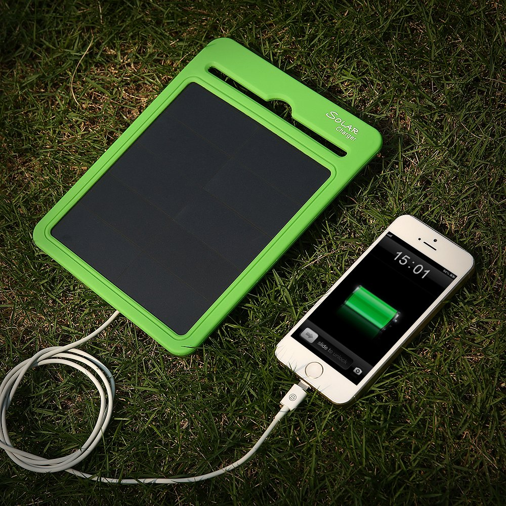 Levin Solpad Travel Solar Charging Kit