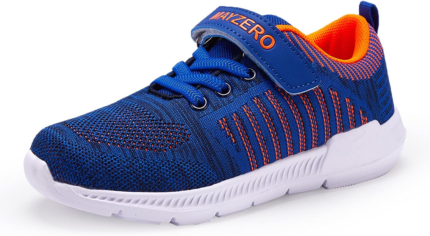 Lingmu Kids Running Tennis Shoes Lightweight Sneakers Boys and Girls Casual Running Shoes