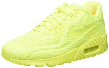 timeless design 689e9 45959 Image Unavailable. Image not available for. Colour  Nike 725222-700 MEN AIR  MAX 90 ULTRA BR VOLT TOTAL CRIMSON