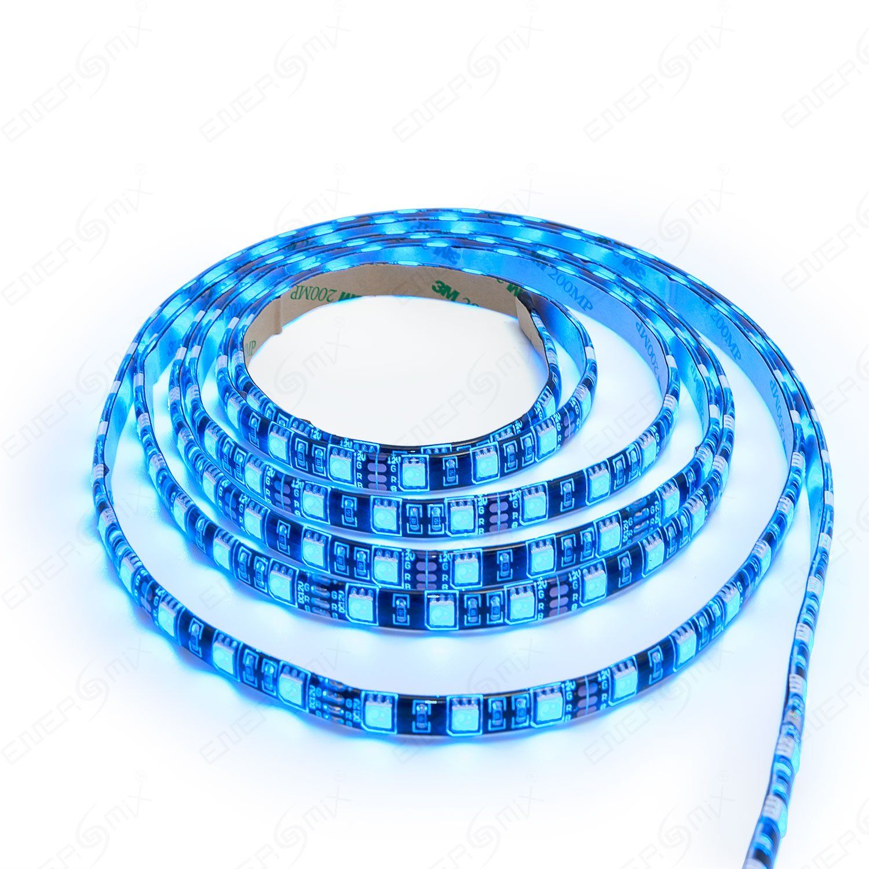 10m Led Rgb Strip Mit 60x 5050 Smd Pro Meter Komplett Set Controller 12v Fr Stripes Tollen Effekten Inkl Silikonberzogen Touch Fernbedienung Mehrfarbig Beleuchtung