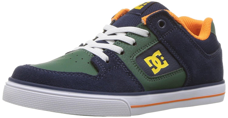 fcbe774a9ce9e DC Shoes Boys Shoes Boy's 8-16 Pure Elastic Se Slip On Shoes Adbs300222