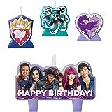 Amscan Disney Descendants 2 Birthday Candle Set