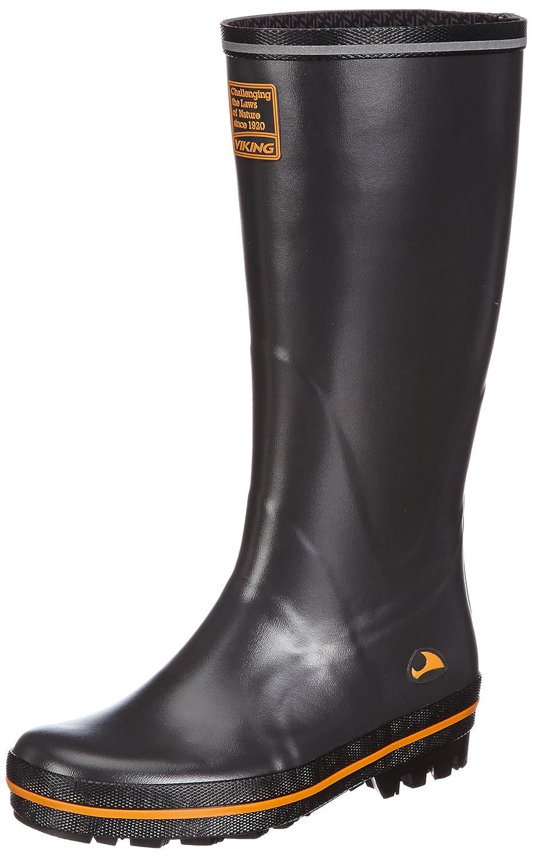 Viking Tracker - Botas Antideslizantes de goma unisex41 EU|Gris - Grau (Anthrazit/Multi 7750)