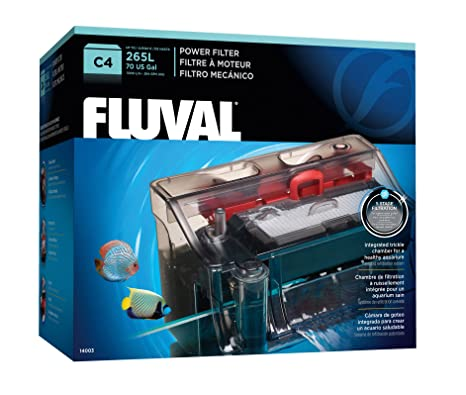 Fluval Filtro C4