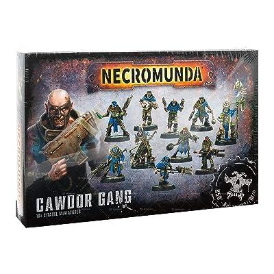 Necromunda: Cawdor Gang: Toys & Games