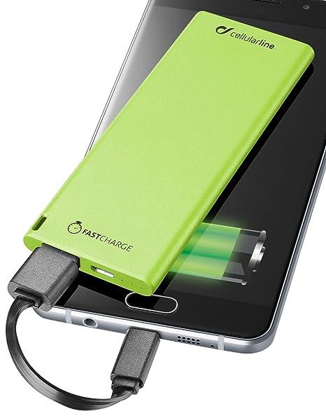 Cellularline FreePower Slim 3000 Universale Caricabatterie